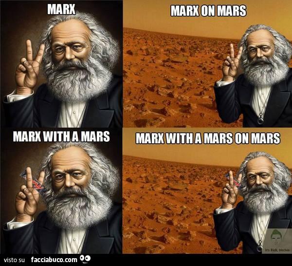 Resultado de imagen para MARX MARS