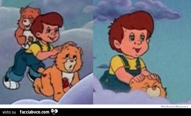 Si fotte lorsetto nel cartone animato facciabuco.com