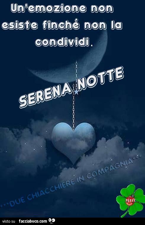 Lo Scaffale Di Marilla Notte Serena