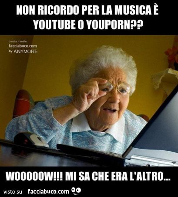 Altro da youporr